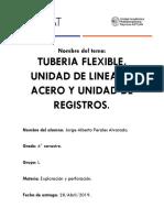 Tuberia Flexible