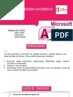 Presentacion Access