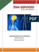 Sistema Nervioso y Drogas Alucinógenas Hadasha Cara y Bianca Ferrante