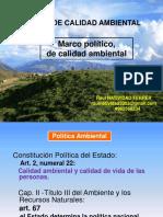 1. Sistema Calidad Ambtal - Marco Politico Calid Amb.