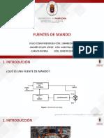 Accionamiento Julio, Rivera y Lopez