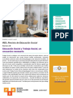 Revista educación social 26