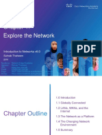 ITNv6.0 InstructorPPT CH1-Explore the Network