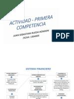 Actividad - Primera Competencia