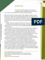 El Almohadón de Plumas, de Horacio Quiroga (con Actividades)