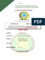 ECUACIONES DIFERENCIALES ORDINARIAS DE ORDEN SUPERIOR Y SISTEMAS DE ECUACIONES DIFERENIALES ORDIN.doc