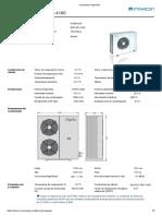 Catálogo Evaporador EF