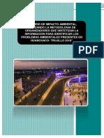 ESTUDIO DE IMPACTO AMBIENTAL, UTILIZANDO LA METODOLOGIA DE ORGANIZADORES QUE SINTETIZAN LA INFORMACION PARA IDENTIFICAR LOS PROBLEMAS AMBIENTALES PRESENTES EN HUANCHACO- TRUJILLO 2018.docx