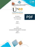 Fase 1 - Construir Informe Sobre El Servicio Farmacéutico en El Sistema de Seguridad Social en Salud MVS