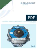 BELGICAST APOLLO Monitorizacion y Accesorios