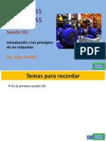 S01 - Intro a Máquinas Electricas