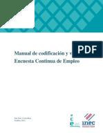 1. Manual de Codificacion y Validacion