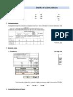 Diseño de Aligerado - Administrativo - Block A