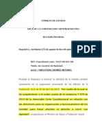Auto de 27 de agosto de 2015 (Niega SP a resolucion del gobierno  que regula la eutanasia).docx