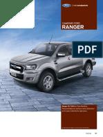 Ford Ranger 2019 Catalogo Accesorios
