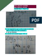 Eduardo Alberto Aquino Ramírez - Sengundo Examen Parcial