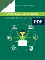 ISC2 Women in Cybersecurity Report