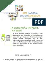 BNCC- EDUCACÃO INFANTIL