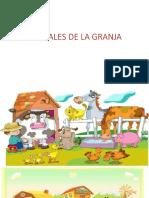 Animales de La Granja a.visuales