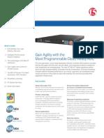 Big Ip Platforms Datasheet