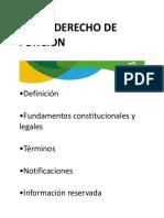 Derecho de Petici¢n.docx