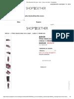Tênis Masculino Gel-Lique - Asics - Cinza e Vermelho - Shop2gether.pdf