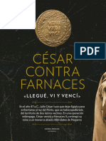 César contra Farnaces (Historia National Geographic)