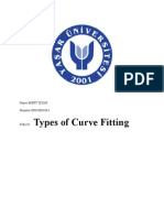 Curve Fitting