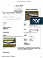 Vuelo 1492 de Aeroflot