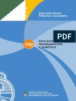 Educación Digital y Robótica