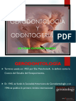 1º Gerodontologia y Odontogeriatría