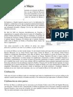 Festejos o Efemérides del 5 de Mayo en Mexico 1 Pag