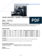 Deutz BF6M1015 Technical Data