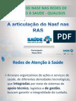 A articulação do Nasf nas RAS.pptx