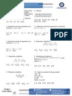 Mae Alfa Examen