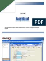EasyMaint Manual