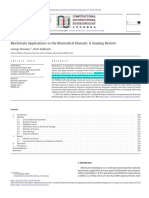 Blockchain Applications in the Biomedical Domain A Scoping Review.pdf