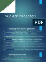 12. Nuclear Receptors