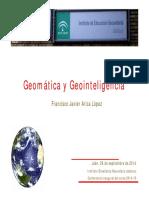 2014 Geomatica & Geointeligencia ARLO
