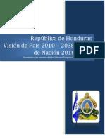 (04) Vision Pais y Plan de Nacion 2010 2038