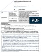 SESIÓN DE APRENDIZAJE COM 5 2016.docx