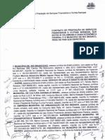 Contrato - Pmrb e Caixa