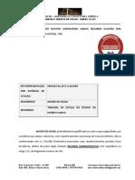 Recurso Administrativo CNJ - Moisés