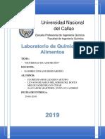 Informe Laborartorio de Gelificacion y Gelatinizacion Completo (1)