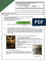 Guía Literatura de La CONQUISTA 2019