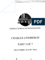 FBI Dossier on Charles A. Lindbergh (FOIA Declassified), Part 3a