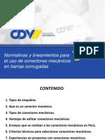 CONECTORES para empalmes en Fierro Estructural.pdf