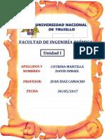 Reporte de Quimica- UNIDAD I.docx