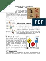 Tipos de escritura pictográficos con ejemplo.docx
