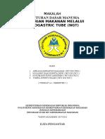 MAKALAH MEMBERIKAN MAKAN MELALUI NGT.docx